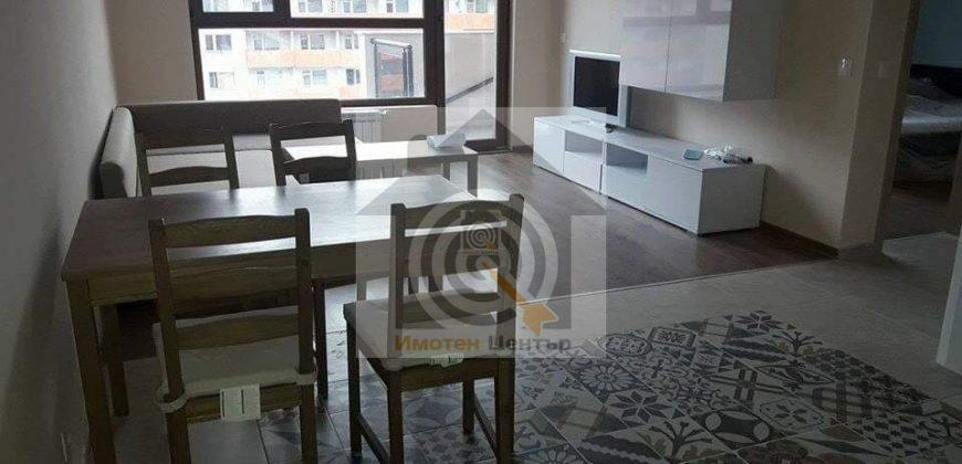Двустаен апартамент под наем в квартал Студентски град