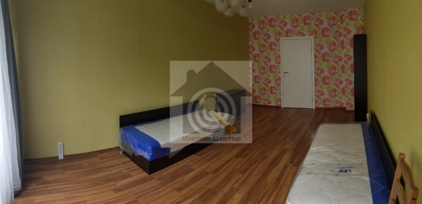 Тристаен апартамент под наем в квартал Дружба