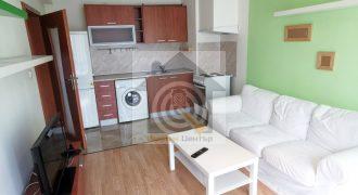 Двустаен апартамент под наем в Лозенец