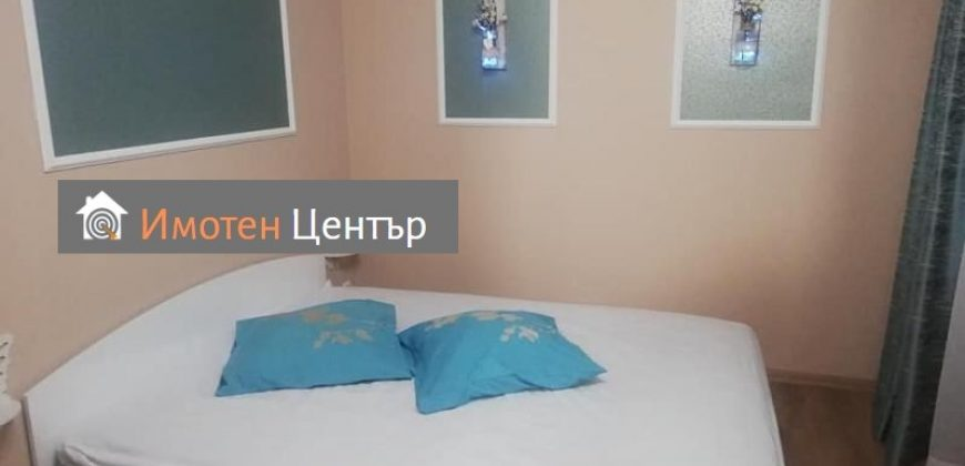 Двустаен апартамент под наем в квартал Манастирски ливади