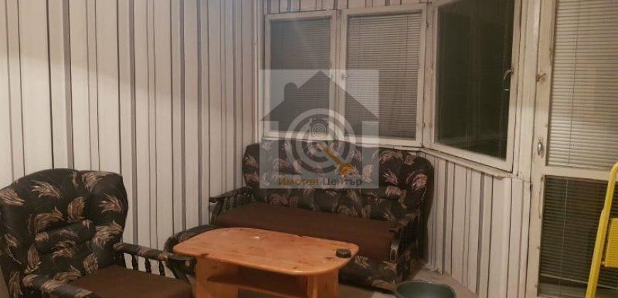 Двустаен апартамент под наем в квартал Слатина