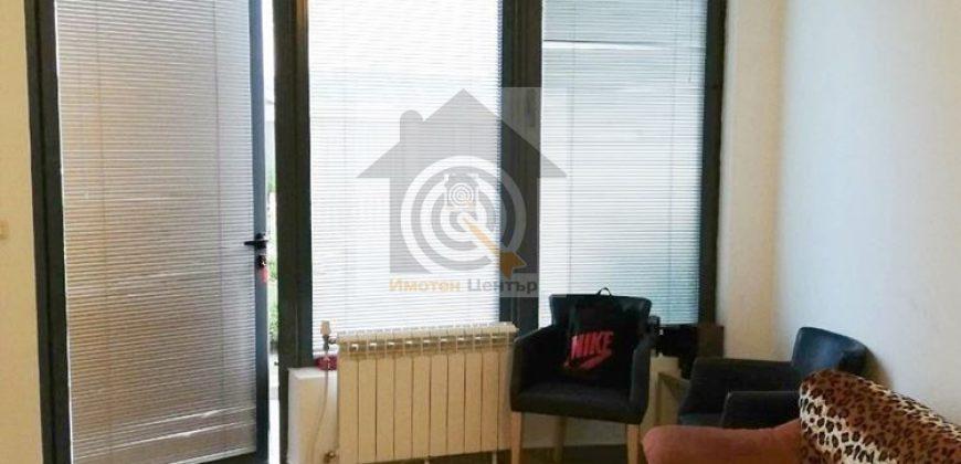 Двустаен апартамент под наем в Студентски град