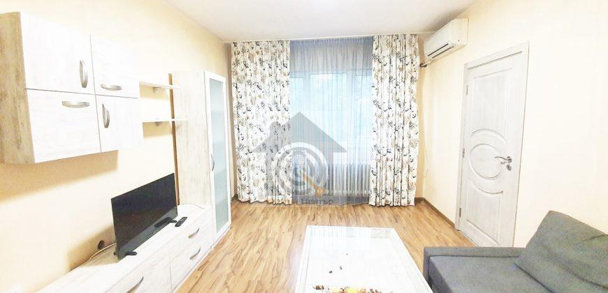 Двустаен апартамент под наем в квартал Оборище