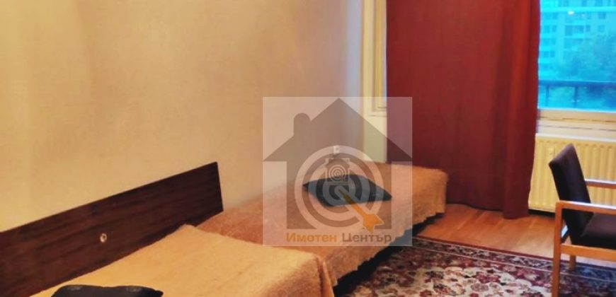 Двустаен апартамент под наем в Изгрев