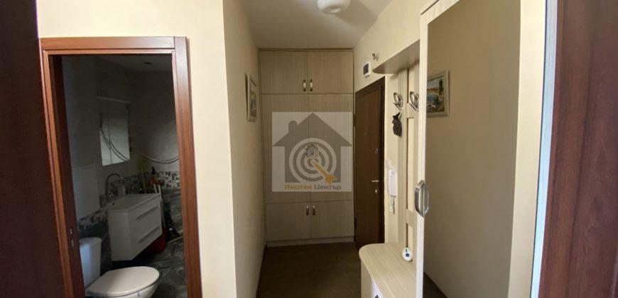 Двустаен апартамент под наем в Гео Милев