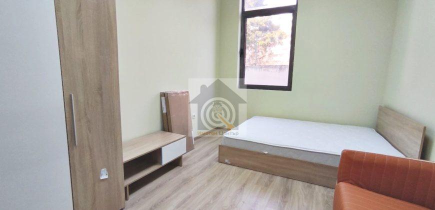 Едностаен апартамент под наем в Студентски град