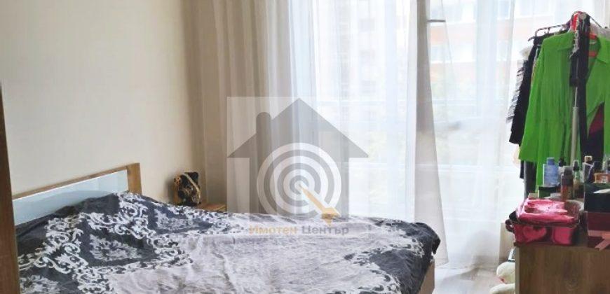 Двустаен апартамент под наем в Студентски граад