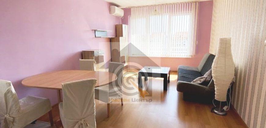 Двустаен апартамент под наем в квартал Малинова долина
