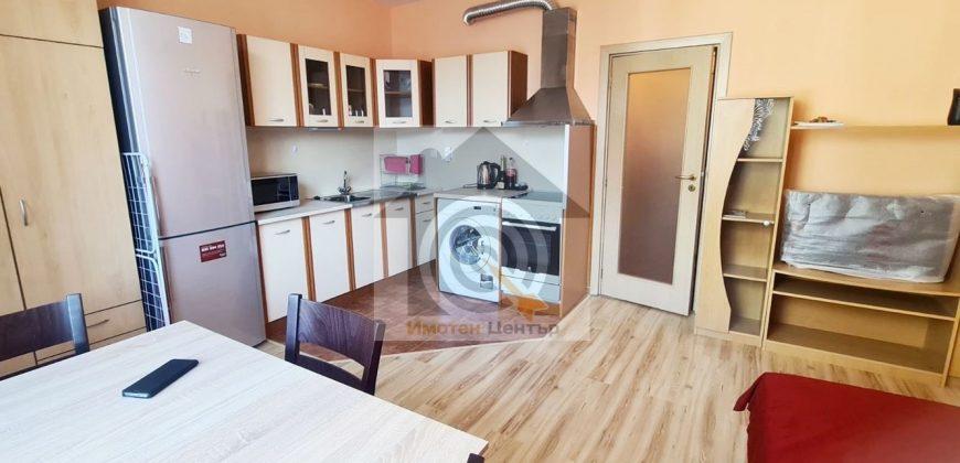 Едностаен апартамент под наем в квартал Дружба 2